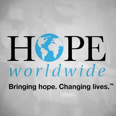 HOPE WORLDWIDE logo