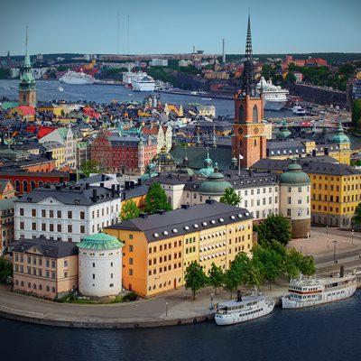 Stockholm church - Stockholm